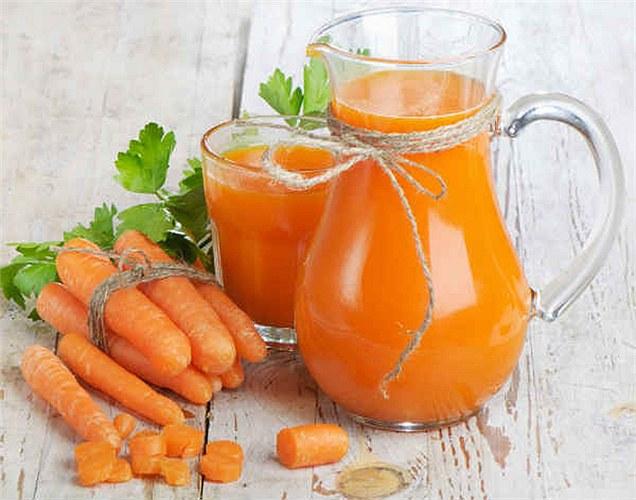 Nước cà rốt