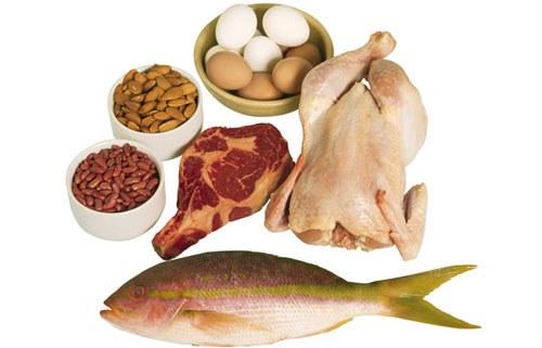 Hình ảnh Cách chọn thực phẩm, món ăn tốt cho người mới mổ mắt