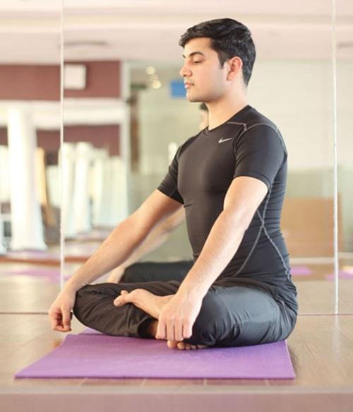 hướng dẫn tập yoga cho mắt